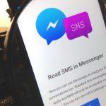 SMS küldés Facebook Messenger