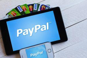 PayPal okostelefon internet fizetés
