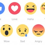 Facebook like üzenet emoji