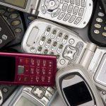 Okostelefon SMS mobil