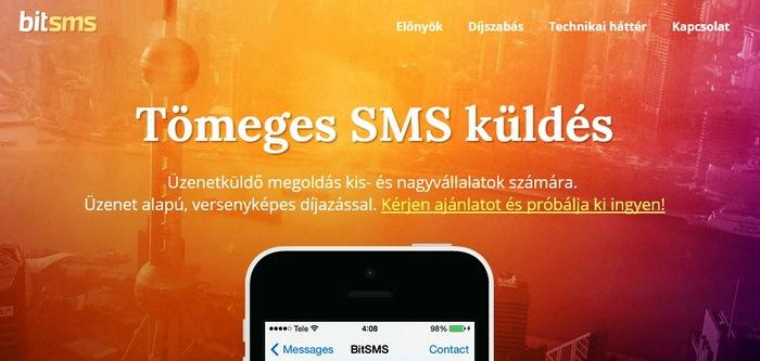 tömeges sms kampány