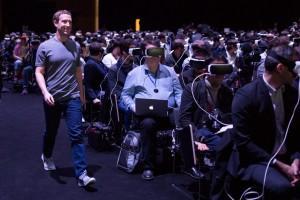 Zuckerberg Samsung okostelefon